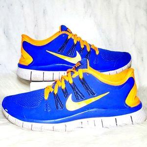 ❤ 4 for $25 ❤ Nike 5.0 Free Run 6.5 Shoes Orange